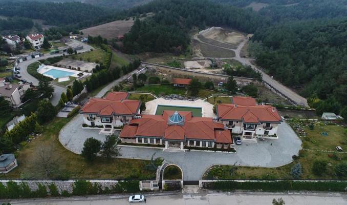 FETÖ'nün Uludağ manzaralı sarayına el konuldu