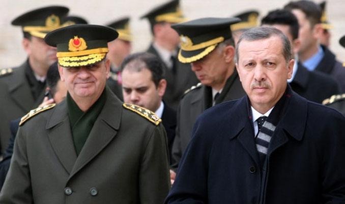 Erdoğan'dan Başbuğ'a: Onun haddine mi
