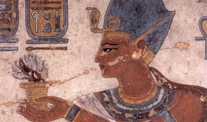 Firavunun oğluna ait 3 bin yıllık mumya bulundu