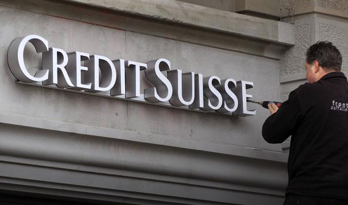 Credit Suisse'e soruşturma şoku