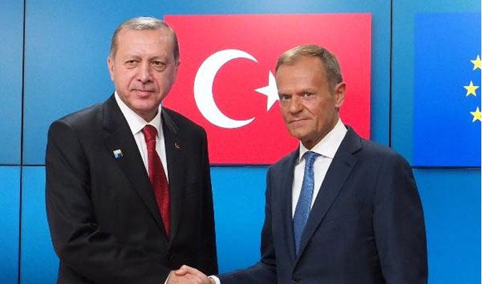 Donald Tusk'tan Türkiye'ye: Tehdit etmeyin