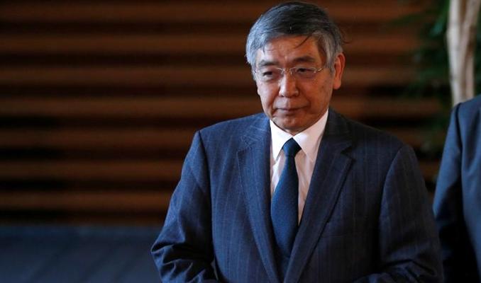 Kuroda yeniden BOJ başkanlığına atandı
