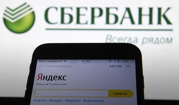 Sberbank ile Yandex ortak şirket kuruyor