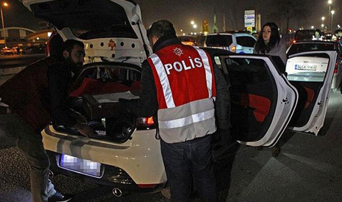 İstanbul'da 3 bin polisle büyük asayiş uygulaması