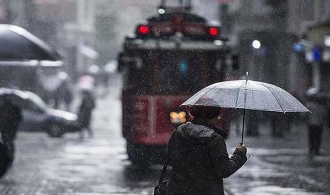 İstanbul için kritik uyarı! Her an yağabilir...