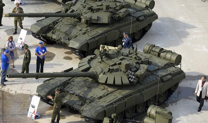 Dünya silah pazarında kim kazanıyor