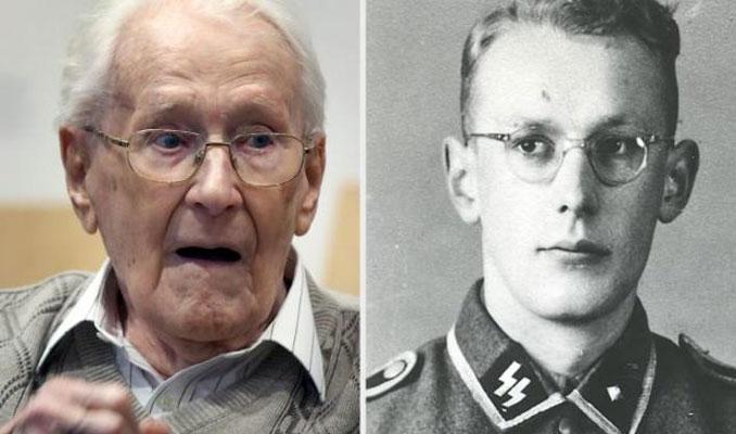 En yaşlı Nazi vefat etti