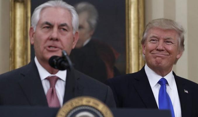 Trump, Tillerson'ı görevden alma nedenini açıkladı