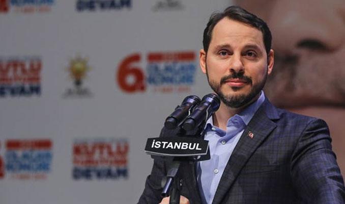 Enerji Bakanı: Doğu Akdeniz'deki gelişmeleri ibretle izliyorum