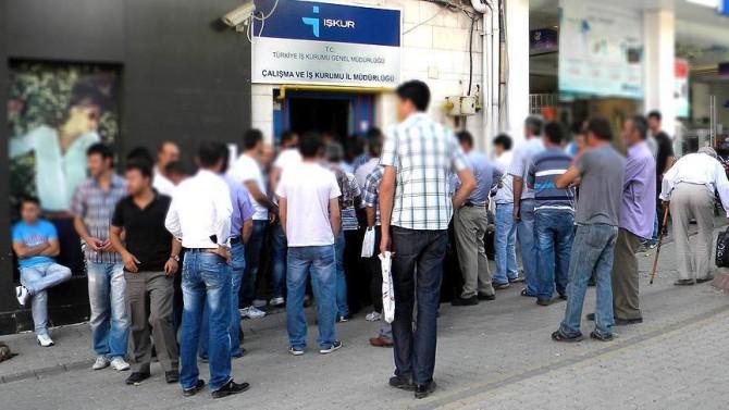 Ocak ayında işsizlik yüzde 10.8 oldu