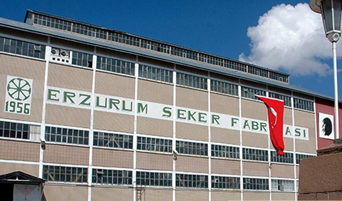 Erzurum Şeker Fabrikasına talip yok