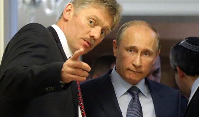 Macron'un açıklamalarına Kremlin noktayı koydu