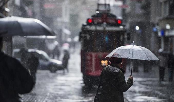 Meteoroloji'den İstanbul'a 3 saatlik uyarı