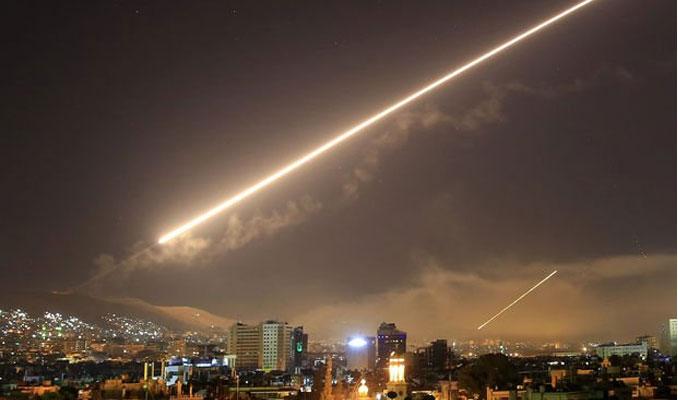 Suriye'de yanlış alarm