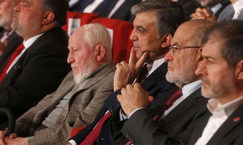 Abdullah Gül'ün adaylığı için kritik gün