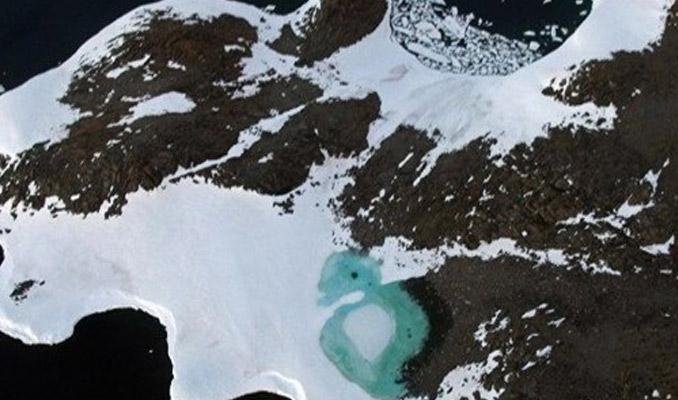 Antartika'daki kar yağışında yüzde 10 artış