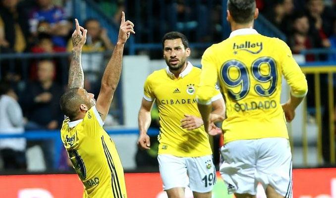Fenerbahçe, Karabükspor'u 7-0 yendi