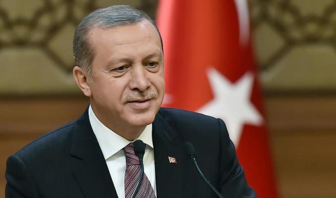 Cumhurbaşkanı Erdoğan'dan ramazan kutlaması