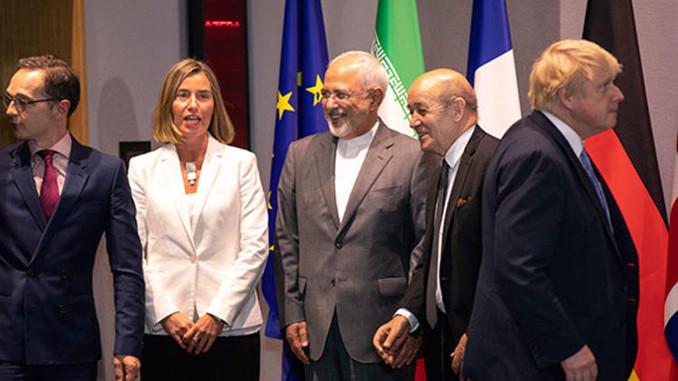 Brüksel'de İran ile kritik buluşma