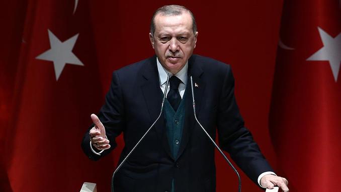 Erdoğan Ruhani'nin özel temsilcisi ile görüşecek