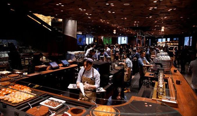Starbucks Çin'de 3 bin mağaza açacak