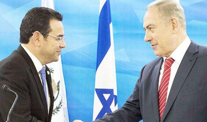Bir ülke daha Kudüs'te büyükelçilik açtı