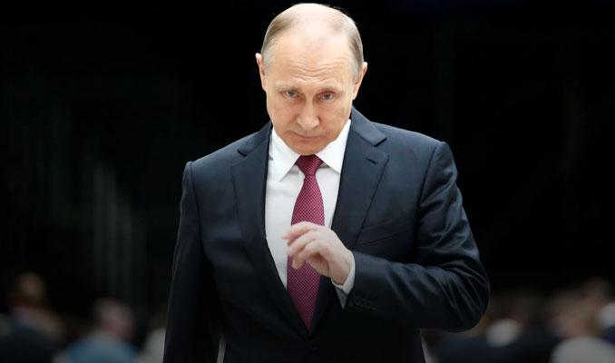 Putin: Rus savaş gemileri Akdeniz'de devriye gezecek