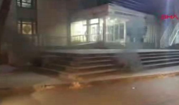 Bezmialem Üniversite hastanesinde yangın paniği