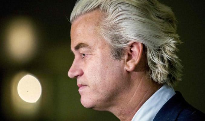 Hollandalı aşırı sağcı Wilders, haddini aştı!