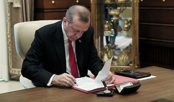 Erdoğan 3 üniversiteye rektör atadı, 1 rektörü görevden aldı