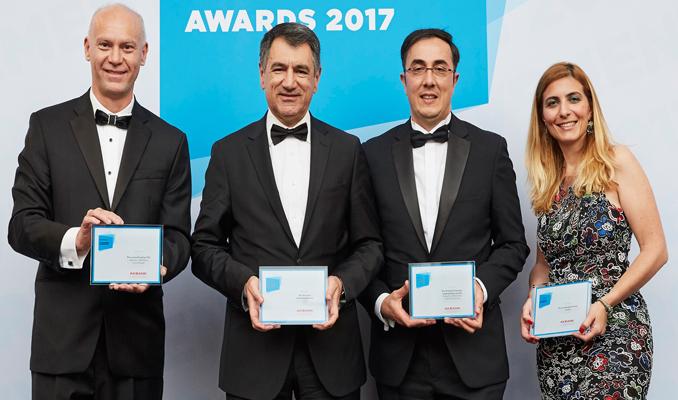 Akbank'a EMEA Finance'den 10 ödül birden