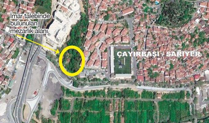 Ermeni mezarlığının imara açılması talebine İBB Meclisi'nden ret