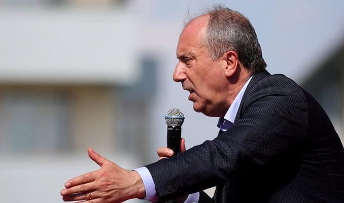 İnce'den Erdoğan'a yeni teklif