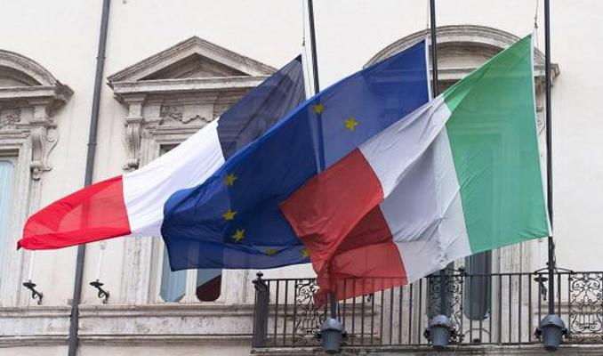 İtalya ve Fransa arasında göçmen krizi!