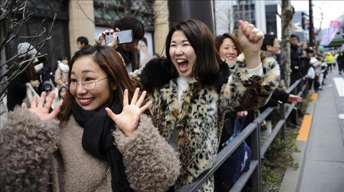 Japonya'da reşit olma yaşı indiriliyor