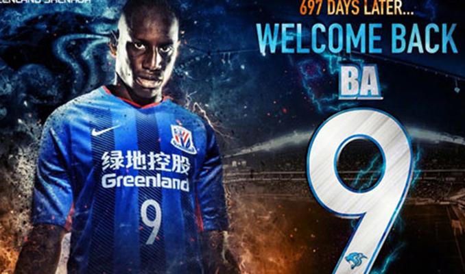 Demba Ba transferi resmen açıklandı