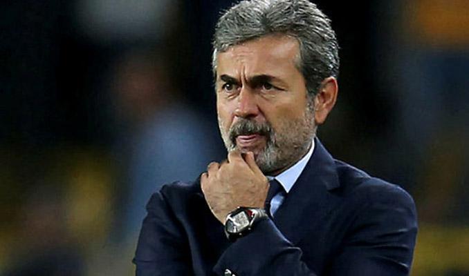 Aykut Kocaman'ın ekibi Fenerbahçe'de kalıyor
