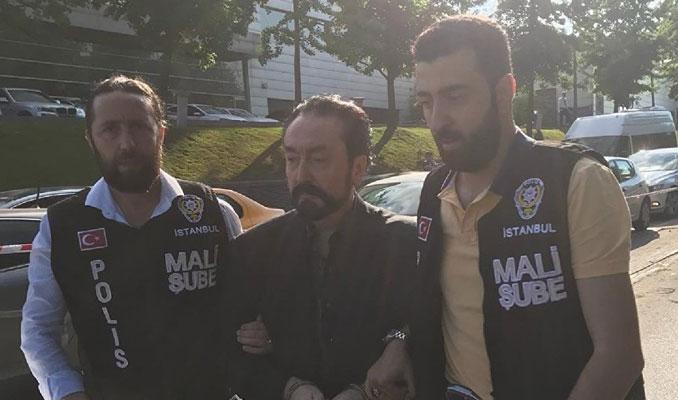 Adnan Oktar'a dev operasyon, çok sayıda gözaltı