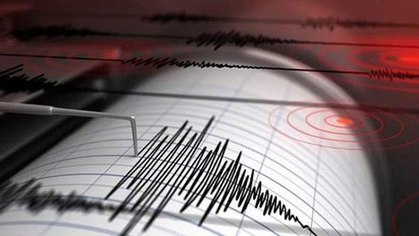 Endonezya'da korkutan deprem!