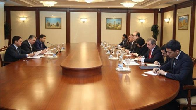 Özbekistan'tan 1.5 milyar dolarlık kredi anlaşması