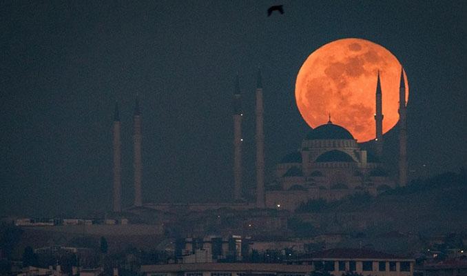 Kanlı Ay tutulmasına ne zaman!