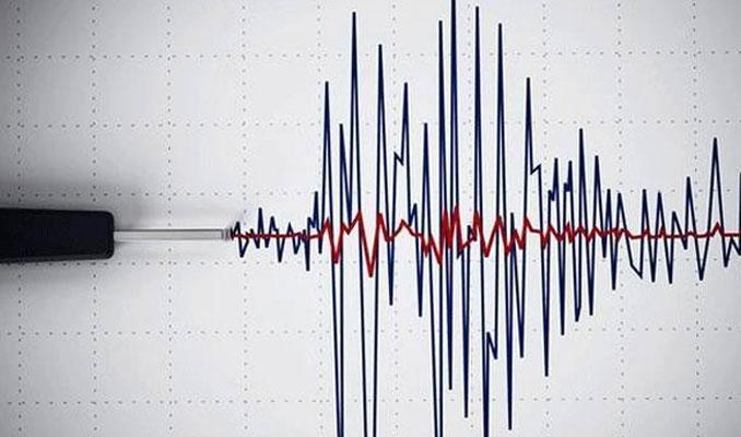 Ege'de deprem yaşandı