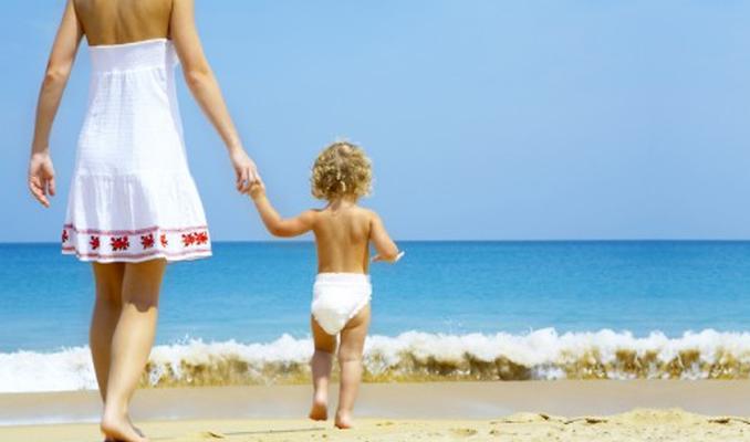 Bebekle tatilin püf noktaları