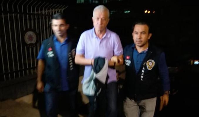 Azeri iş adamını öldüren saldırgan yakalandı