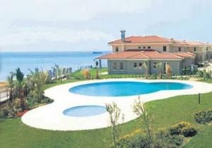 Türk villaları en güzel yazlıklar içerisinde