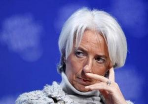 Lagarde hızlanma istedi