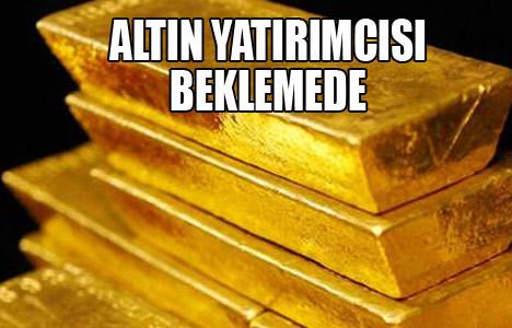 Altın ne olacak?