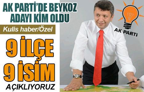 Ak Parti'nin Beykoz adayı kim