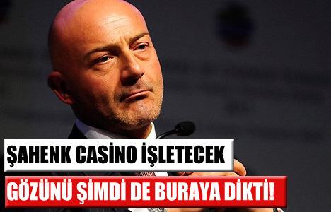 Ferit Şahenk'ten Atina'da casino atağı