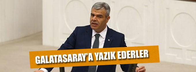 Galatasaray'a yazık ederler